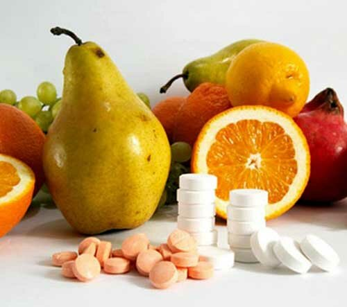 Синтетический vs натуральный витамин
