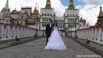 Свадьба в Измайловском Кремле. Москва