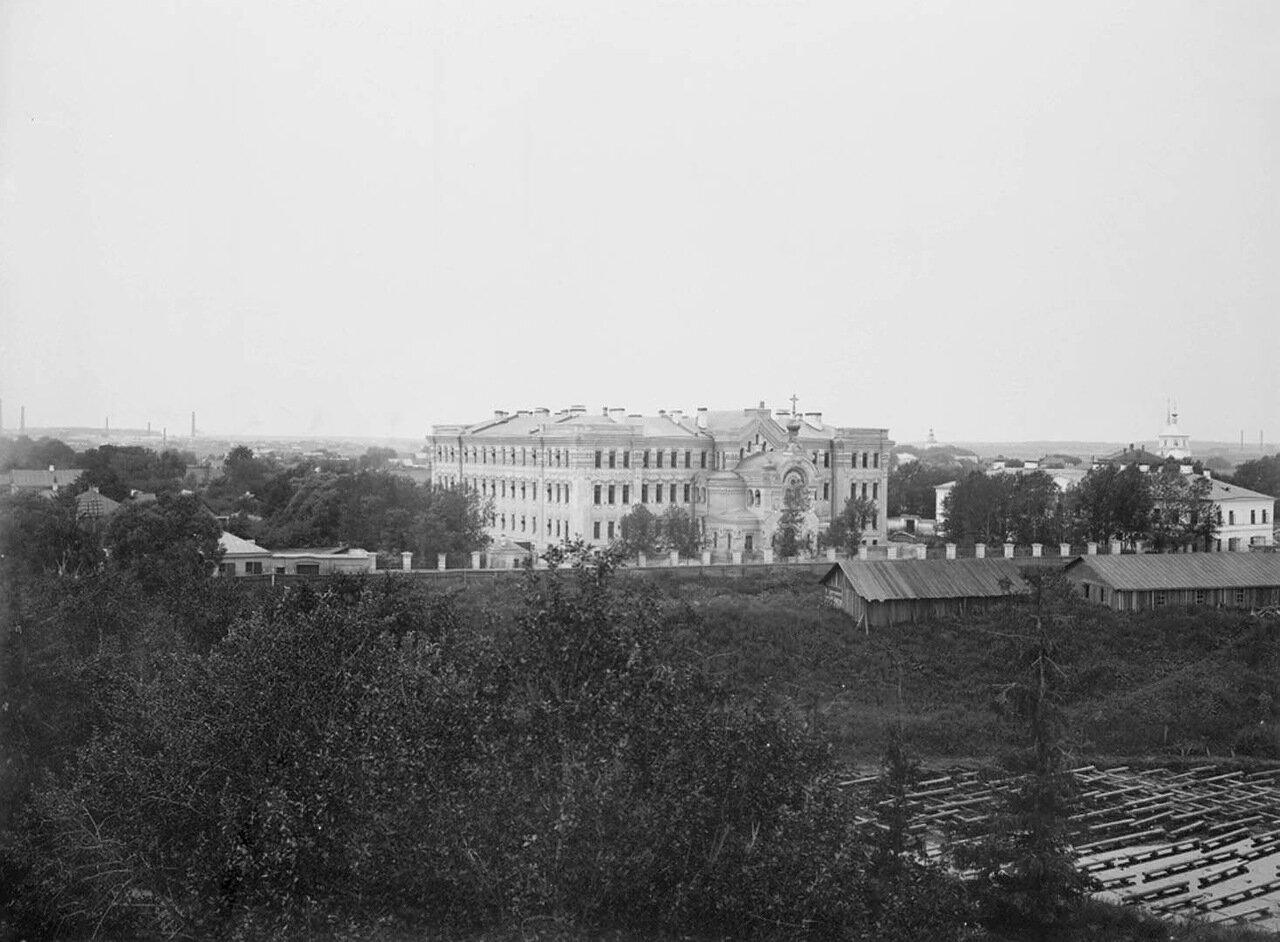 Духовная семинария. 1903 г.