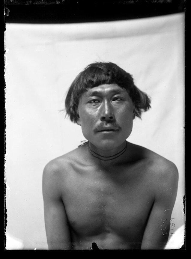 Портреты коряков