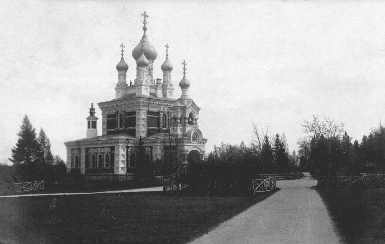 Церковь Покрова Пресвятой Богородицы. 1910
