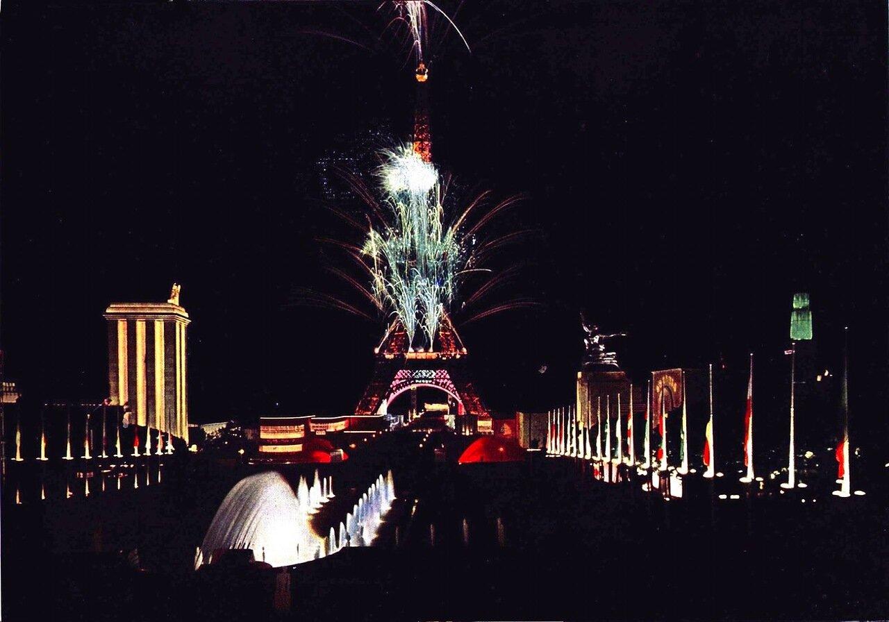 1937. Всемирная выставка — Трокадеро