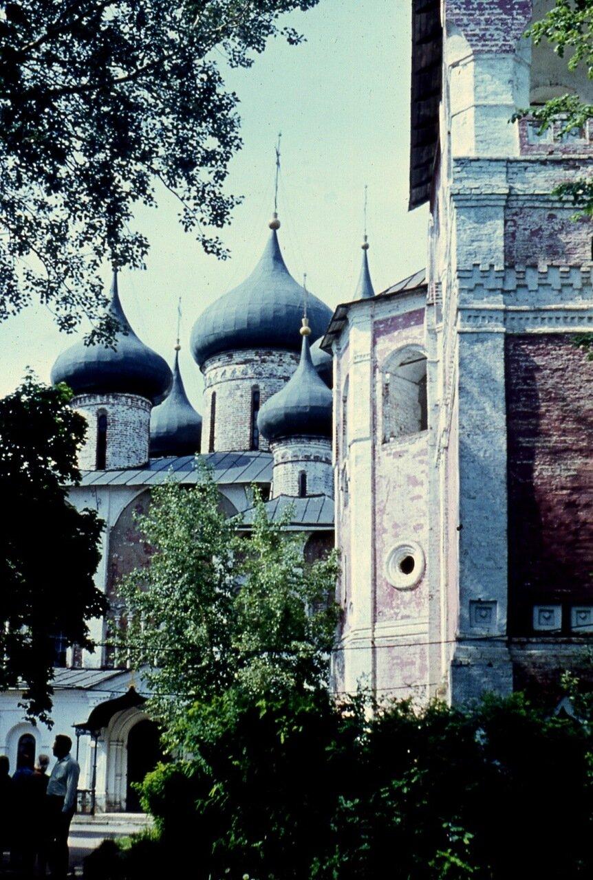 7.  В Спасо-Евфимиевом монастыре