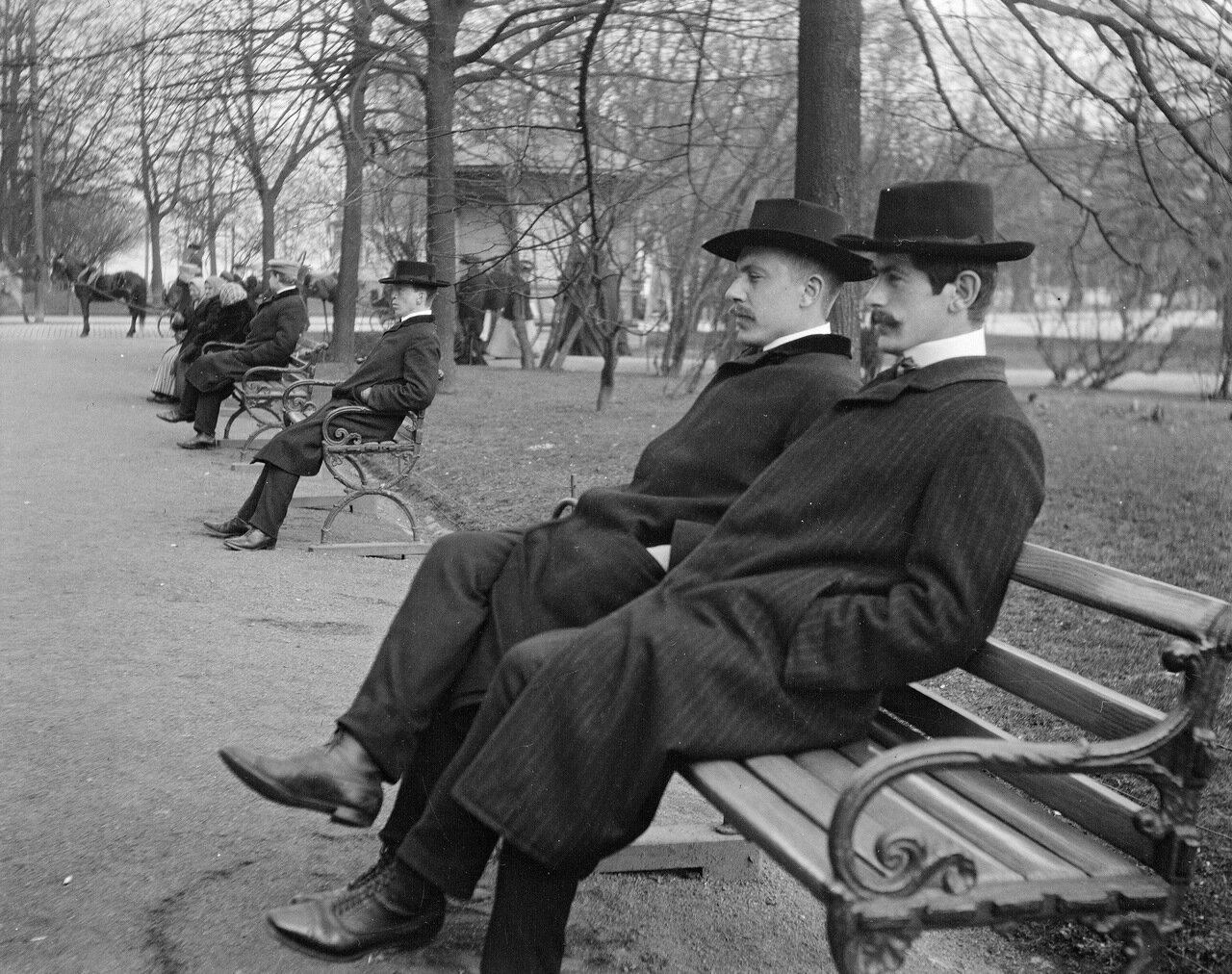 Эспланада, 1906