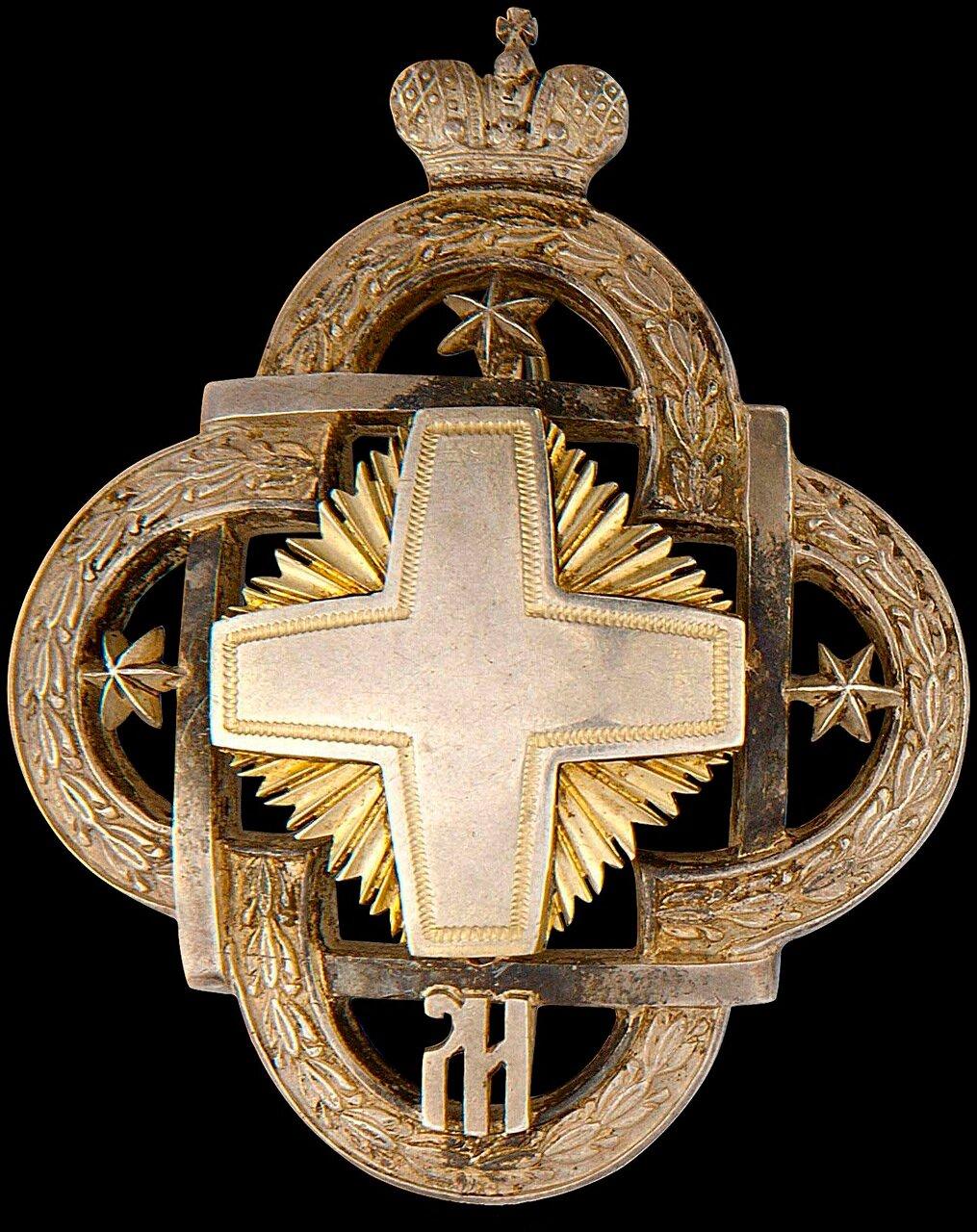 Знак отличия для не состоящих в духовном сане магистров богословия православных Духовных Академий