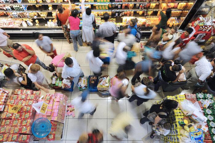 Воспитание продавца и покупателя