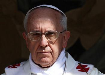 """Человеком года"" стал Папа Римский Франциск"
