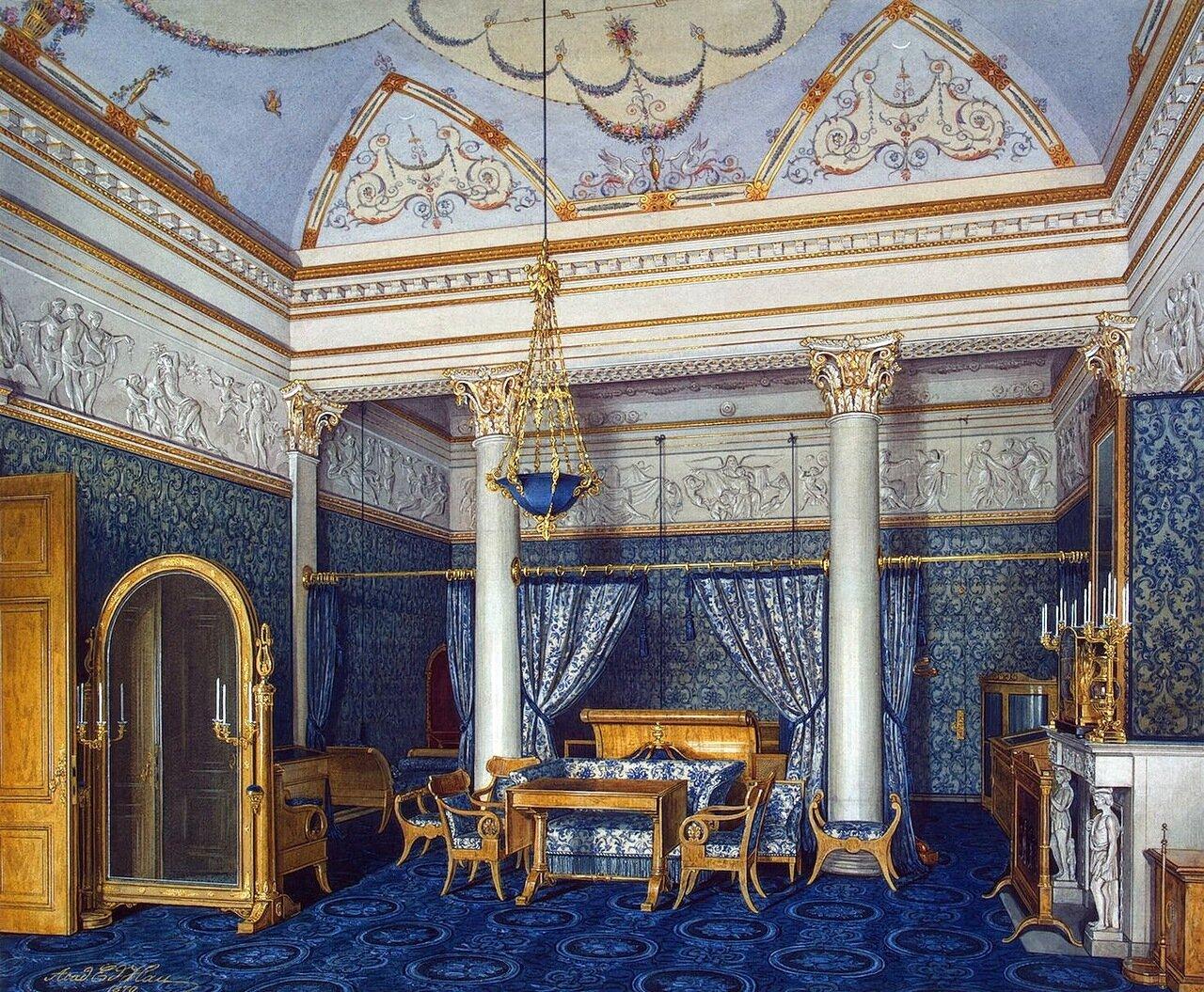 Интерьеры зимний дворец фото