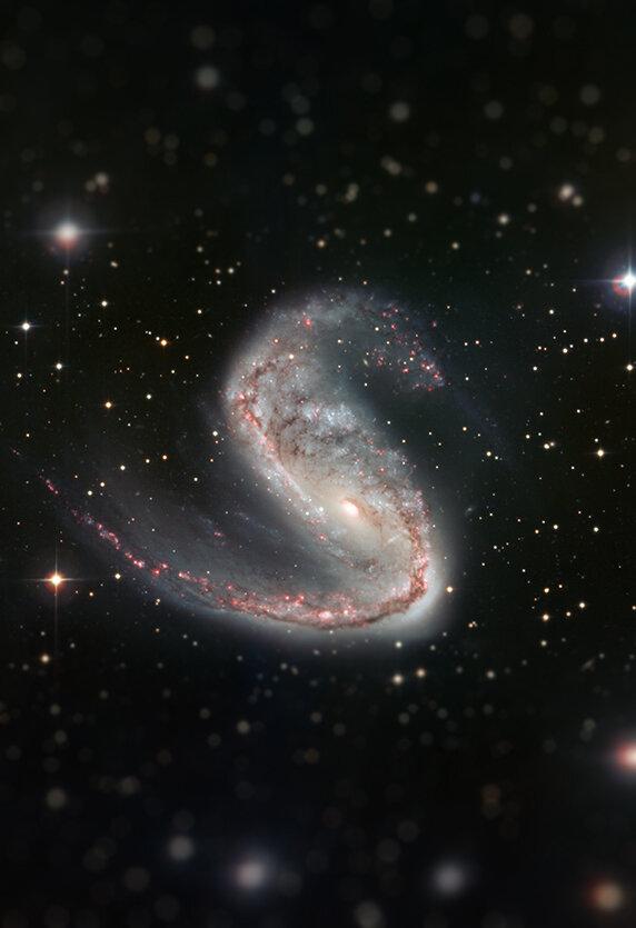 Космические фото с использованием технологии tilt-shift (8 фото)