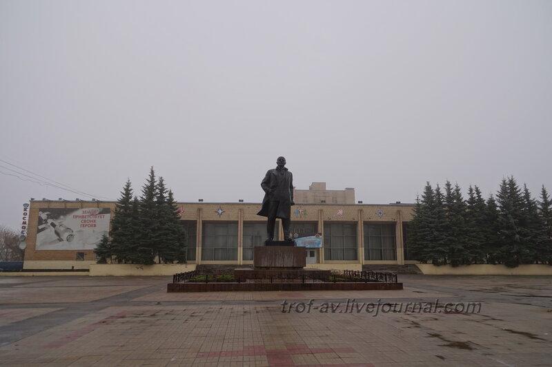 Памятник Ленину, Краснознаменск