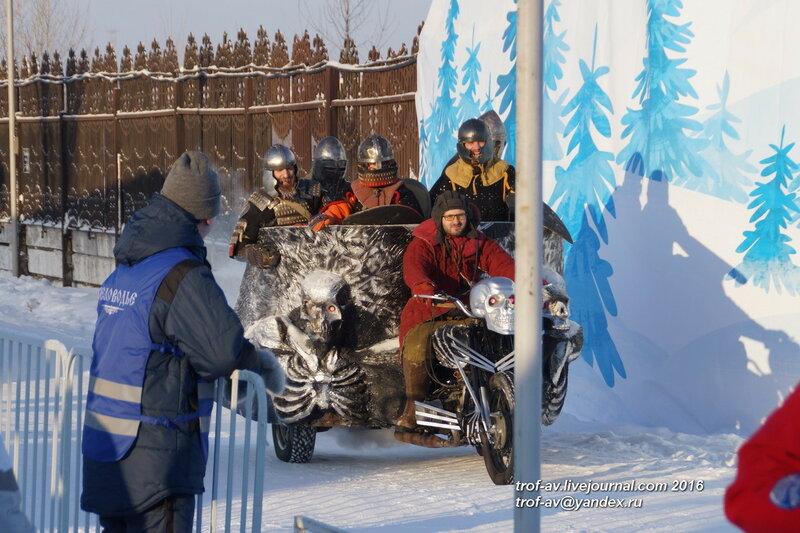 Штурм войсками Кащея Бессмертного Беловодья (Штурм Медвежьей заставы), Омск-2016