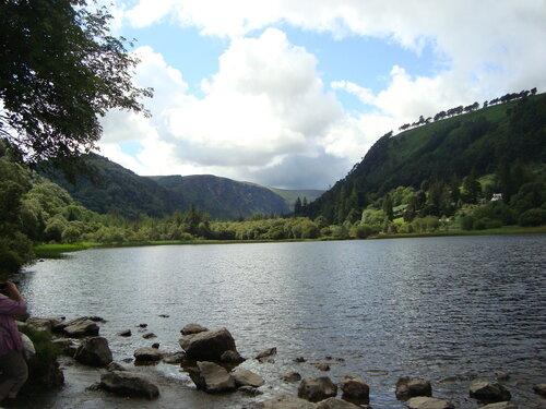 Нижнее озеро.Глендалох. Ирландия