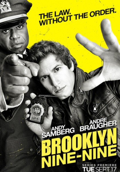 Бруклин 9-9 / Brooklyn Nine-Nine (1 сезон/2013/WEBDL/WEBDLRip/HDTV/HDTVRip)