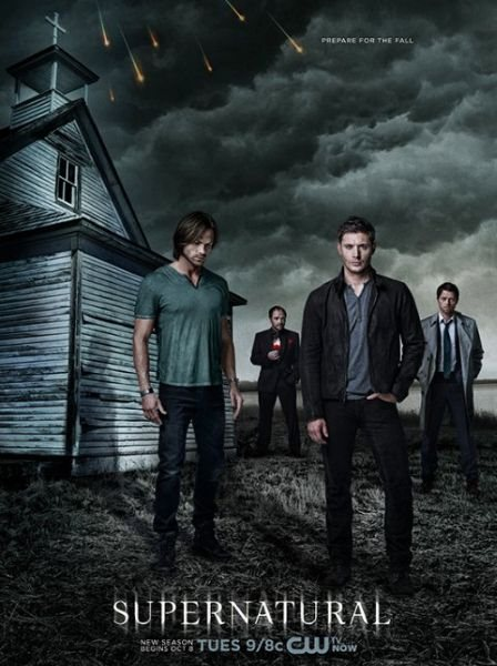 ������������������ / Supernatural (9 �����/2013/HDTV/HDTVRip/WEB-DLRip)