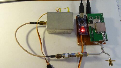Самодельный измеритель мощности передатчика