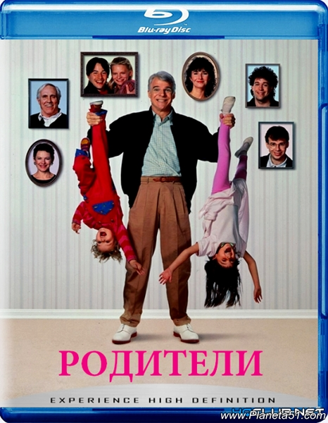 Родители / Parenthood (1989/BDRip)
