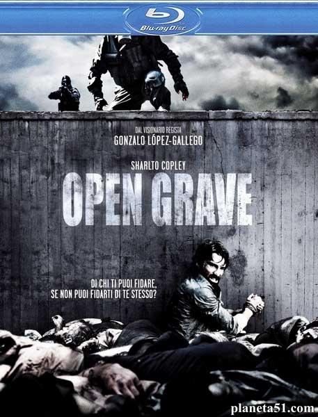 Открытая могила / Open Grave (2013/HDRip)