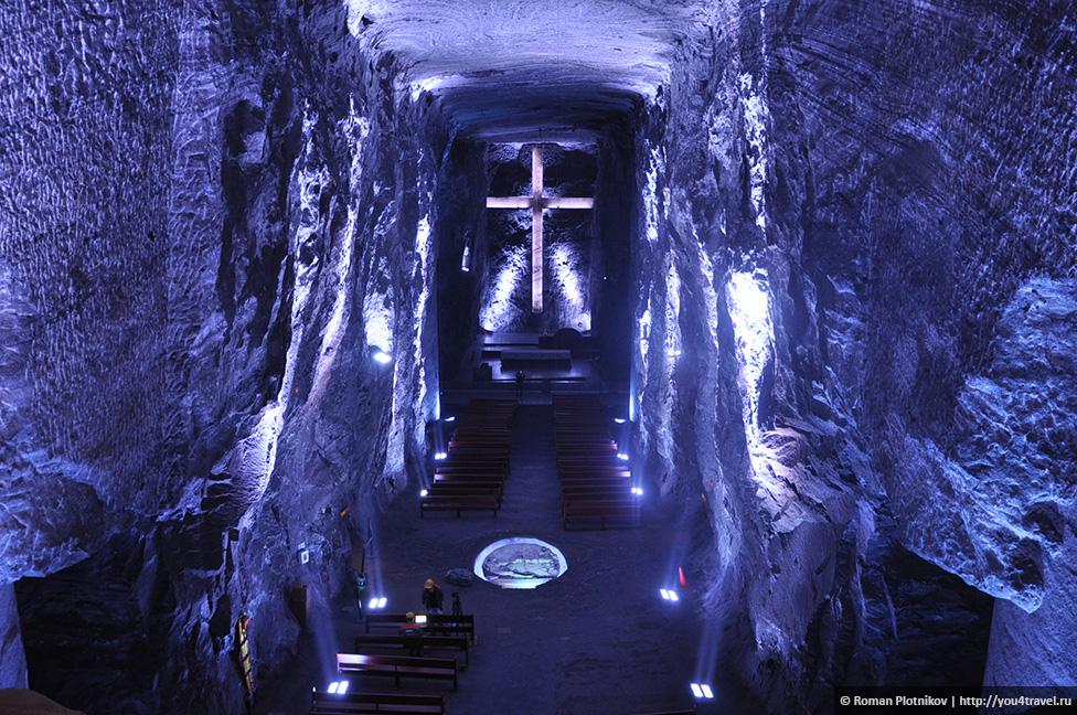 0 191979 6c5765d2 orig День 208. Соляная шахта и Соляной Собор в Сипакера недалеко от Боготы