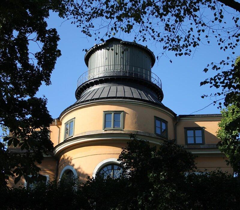 Stockholm Observatory, Stockholms observatorium