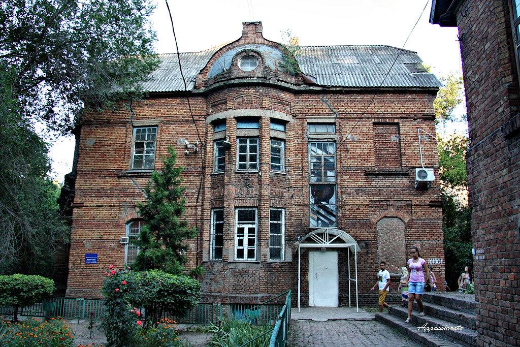 Запорожье -замок Вальмана