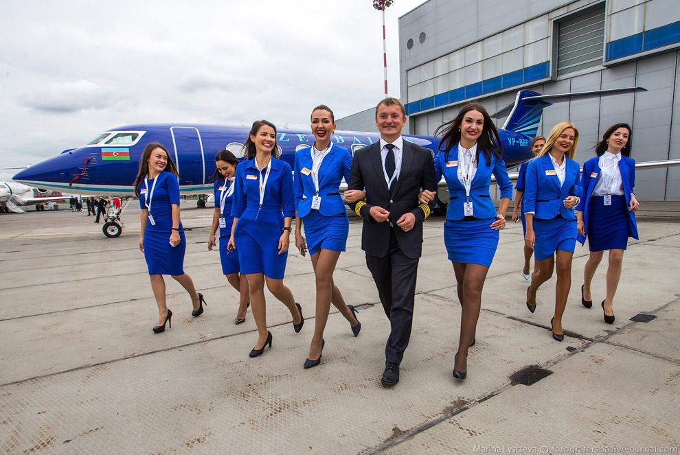 27. У азербайджанского бизнес-оператора SW Business Aviation уже два таких ультрадальних бизнес-джет