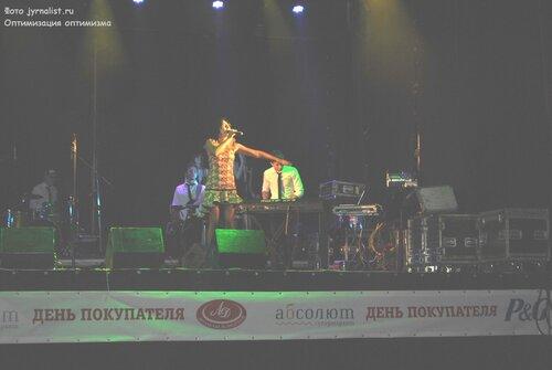как Джамала в Луганске пела