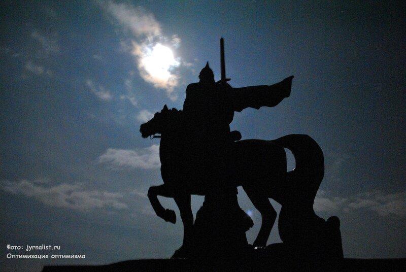 ночная станица луганская