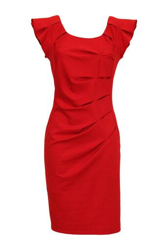 Моё Новое Красное Платье ))