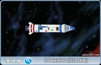 Том и Джерри: Полет на Марс / Tom and Jerry Blast Off to Mars! (2005/BDRip/HDRip)