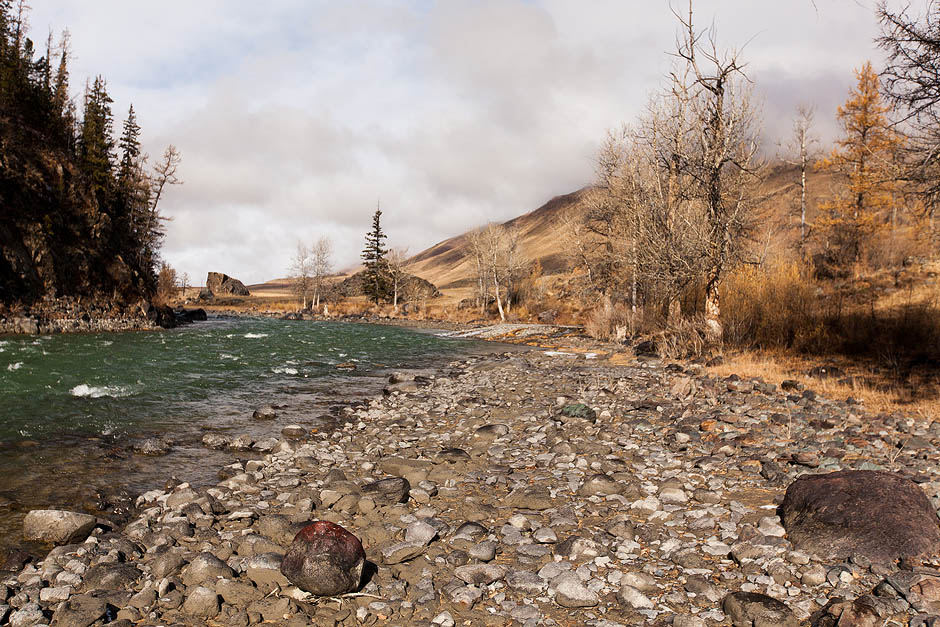 Путешествие на Алтай