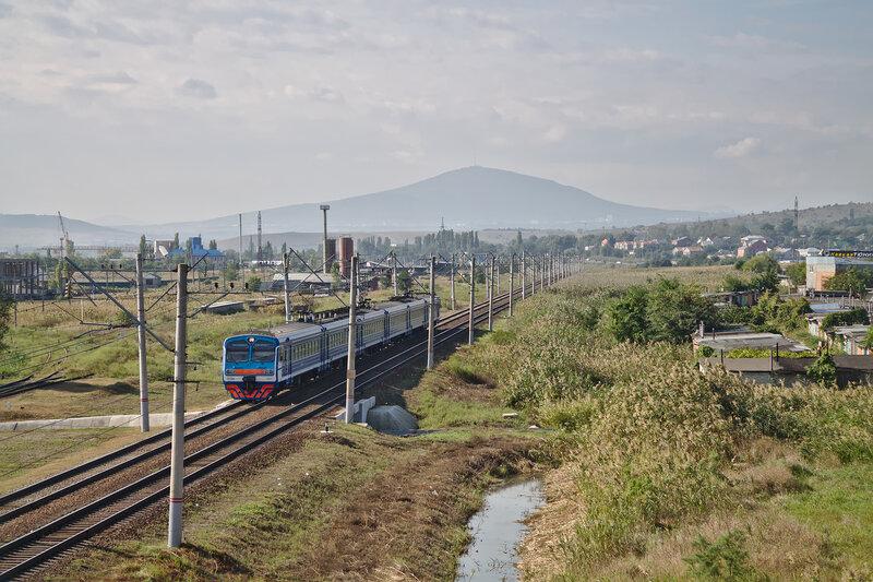 ЭД9М-0147, 5 км - 3 км, г. Минводы.