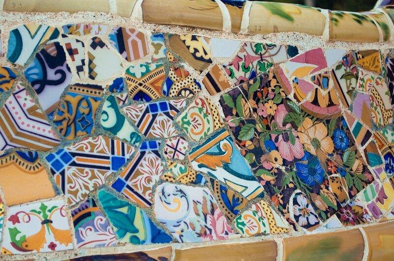 Испания. Прекрасная и неповторимая. Гауди