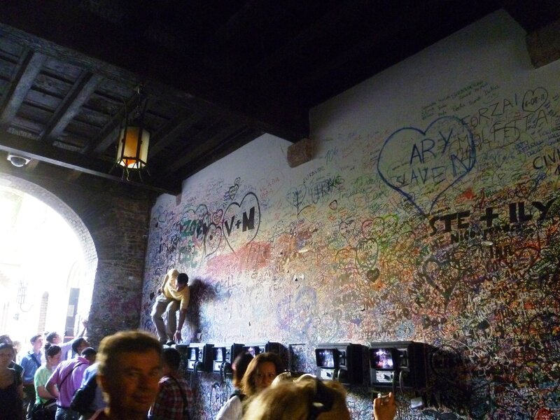 Италия. Верона. Дом Джульетты - Italy. Verona. Juliet's House (Casa di Giulietta)