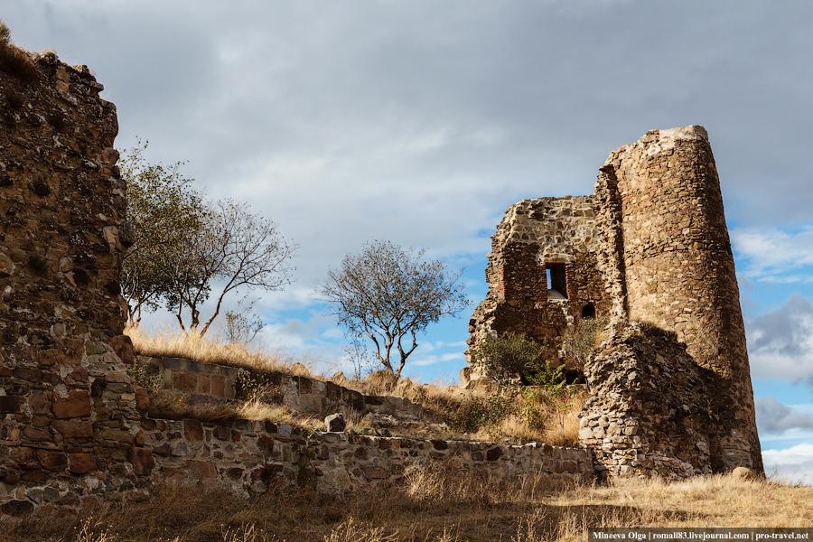 Мцхета. Монастырь Джвари