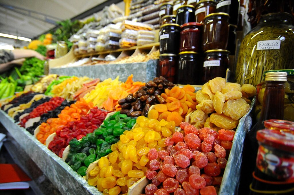 Moscow City Bazar