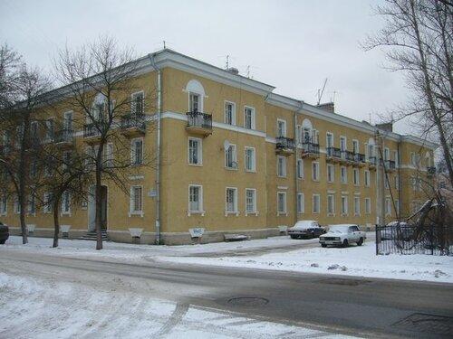 2-я Комсомольская ул. 10