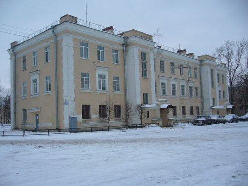 2-я Комсомольская ул. 13к2