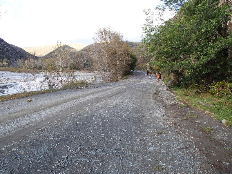 долина Курчума