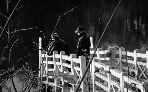 Останкинские рыболовы (№3)