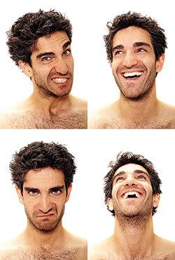 Выбирай правильные фотки для аватарки, блеать