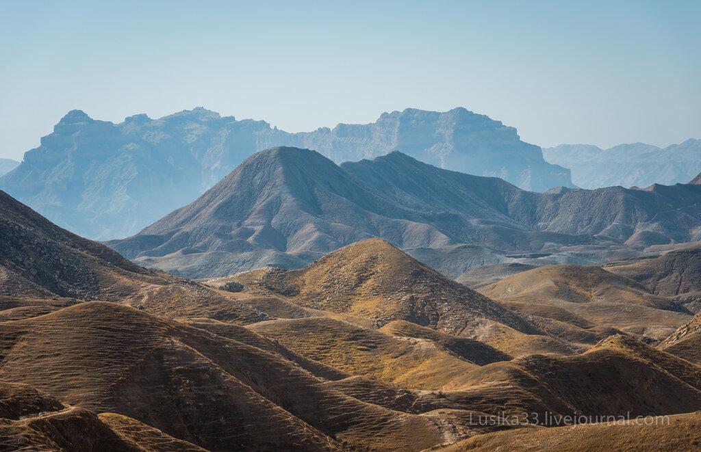 Иран, Юг