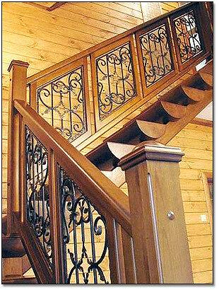 лестница и ковка