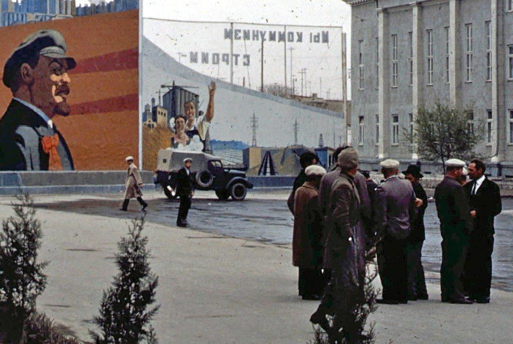 Glorious Lenin in 1966