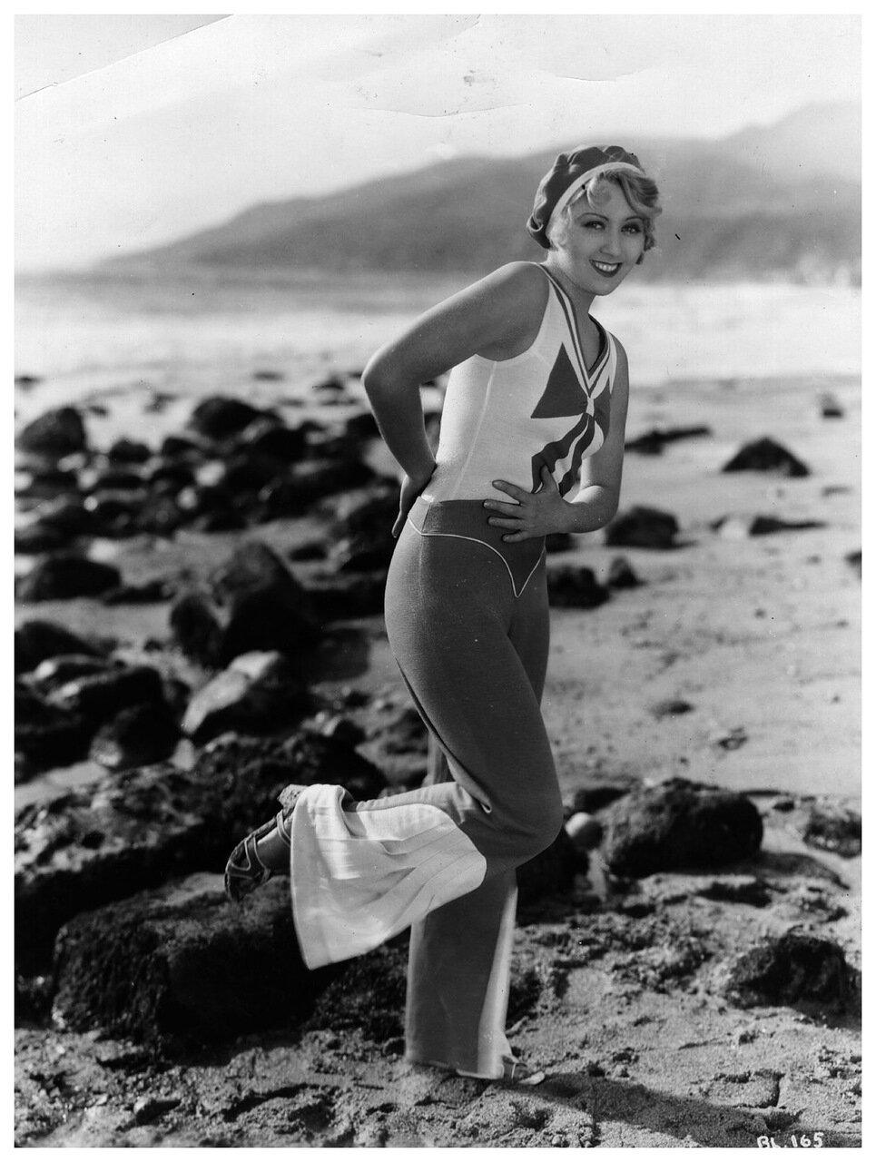 1929. Джоан Блонделл