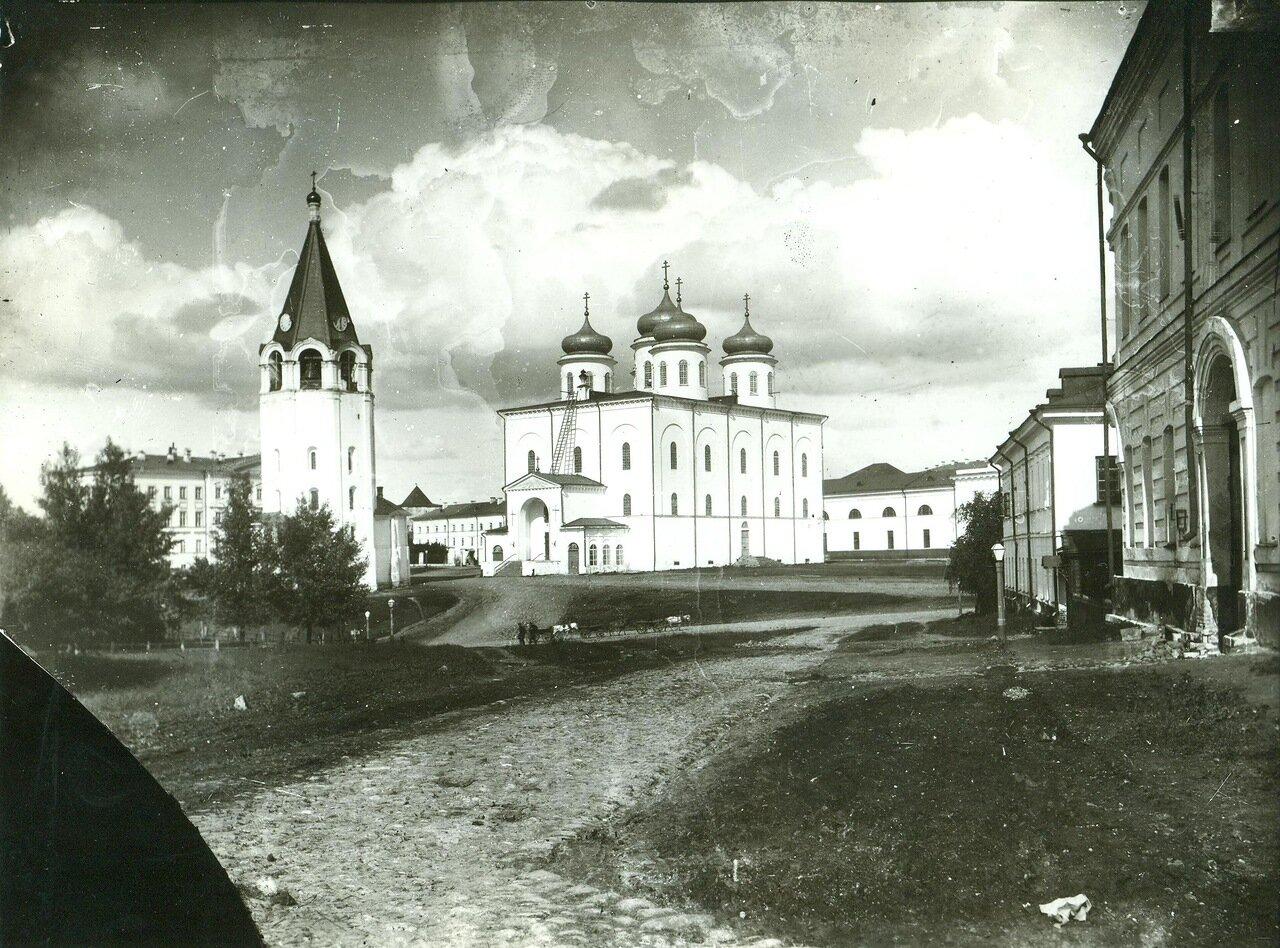 Спасо-Преображенский кафедральный собор в кремле