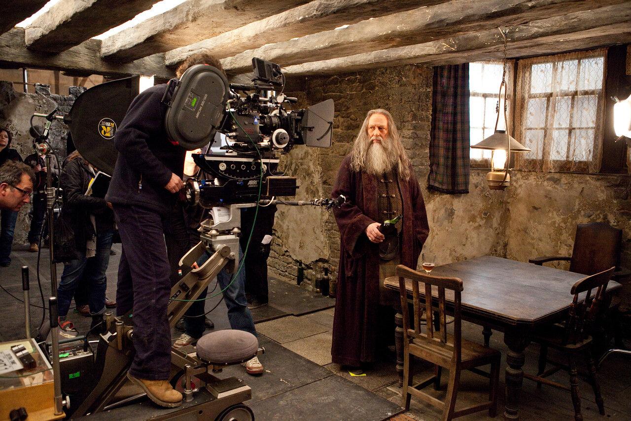 2010. Гарри Поттер и Дары Смерти. Часть 1
