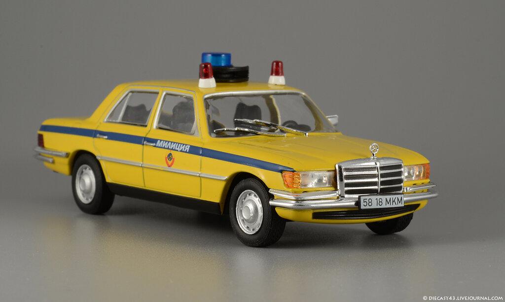 diecast43 | Полицейские машины мира: выпуск номер 22 ...