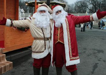 На Moldexpo открывается Рождественская ярмарка