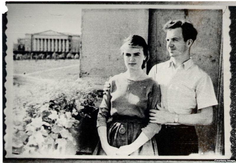 Марина Прусакова и Ли Харви Освальд.