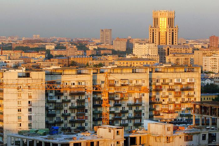 Спрос на вторичное жилье в Москве растет